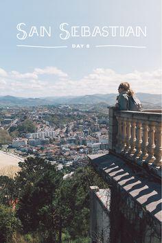 San Sebastian, Spain: Day 8