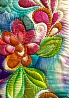 """Whimspirations: ...""""PAINT, STITCH, PLAY!"""" my new online class is here!"""