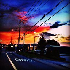 "@_kcrane_'s photo: ""#WarDamnSunset #auburn #wiggteam #plpix #glitchmobinspired #leavethebody_onlymindsmatter #mafia_skylove #afterlight #alabama #allshots #sunsets #clouds #colors"""