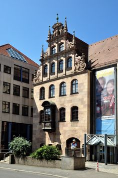 Spielzeugmuseum - Nürnberg Nuremberg Germany Alemania Deutschland