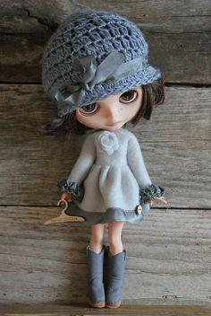 Peri In Dove Grey   Flickr - Photo Sharing!