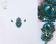 #100_bindi_challenge #Swarovski_crystal_bindi
