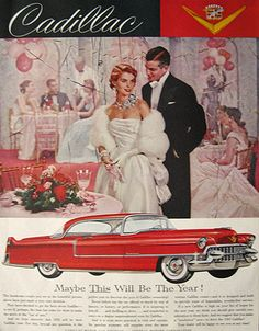 1956 Cadillac Sixty Special Sedan Classic