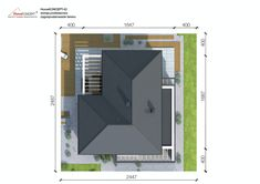 Projekt domu HomeKONCEPT-42 | HomeKONCEPT
