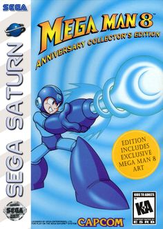 Megaman 8. I put more effort into convincing a Blockbuster manager to sell me this game than I put into playing it. While I enjoyed Rockman X4, Megaman 8 made me accept that I had move on from the series. Don't get me wrong, it was an excellent game, just not for me anymore. // ★★★