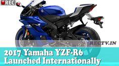 2017 Yamaha YZF-R6 Launched Internationally II latest gadgets updates