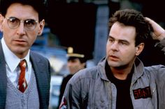 Harold Ramis had no intention of playing Egon Spengler in #Ghostbusters (1984) but felt he was the best person suited for the role.