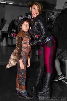 #RocketRaccoon and #HarleyQuinn #Cosplay from #TheGreatAllentownComicCon #GreatAllenTownComicCon #ComicCon #AllentownComicCon #TGAComicCon in #AllentownPA ----- Check out more of my photography @ http://www.facebook.com/MidnightSkyPhotography (Link in Profile) ----- #MidnightSkyPhotography #MidSkyPhoto