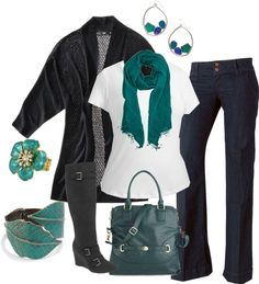 """""""Plus Size can be Pretty"""" by shemomjojo ❤ liked on Polyvore"""