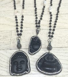 The Gorgeous New Buddha Necklaces