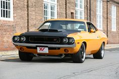 1970 Dodge Challenger XV Motorsports Restomod with modern HEMI