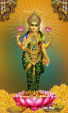 Indian Goddess, Goddess Lakshmi, Lord Murugan Wallpapers, Navratri Images, Lakshmi Images, Lord Shiva Family, Radha Krishna Wallpaper, Shiva Shakti, Hindu Deities