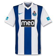 FC Porto Home Jersey