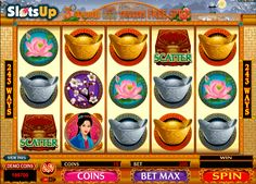 Get nice prizes from Eastern beauties in Asian Beauty slot! Five charming Asian girls of different nationalities are in the 5-ree, 243-payline Asian Beauty game from Microgaming. Enjoy their nice symbols together with useful Wild, Scatter and Bonus icons, 25 free spins with the 2x multiplier and a Mirror Bonus. Beauty is your way to enrichment on www.SlotsUp.com