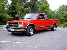 1980 chevy s10 extended cab