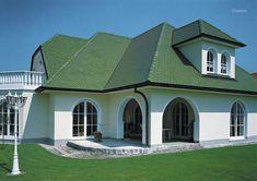Creaton tetőcserép - tető ötletek, modern stílusban - Creaton - HOMEINFO More Pictures, Mansions, House Styles, Modern, Home Decor, Trendy Tree, Decoration Home, Manor Houses, Room Decor