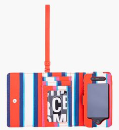 Marc by Marc Jacobs Striped Phone Wallet $84