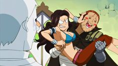 I love Cana and Gildarts' father-daughter relationship. :)