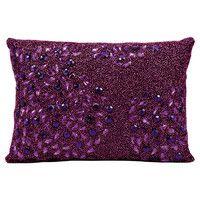 Maisie Pillow in Purple