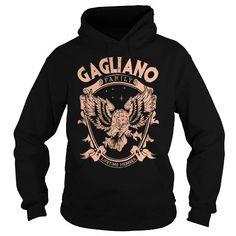 I Love GAGLIANO FAMILY Shirts & Tees