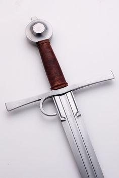 Albion_Condottiere_Medieval_Sword_2 by Albion Europe ApS, via Flickr