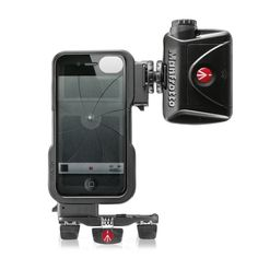 Manfrotto Enters iPhone Camera Fray With Klyp Lighting Case | Cult of Mac