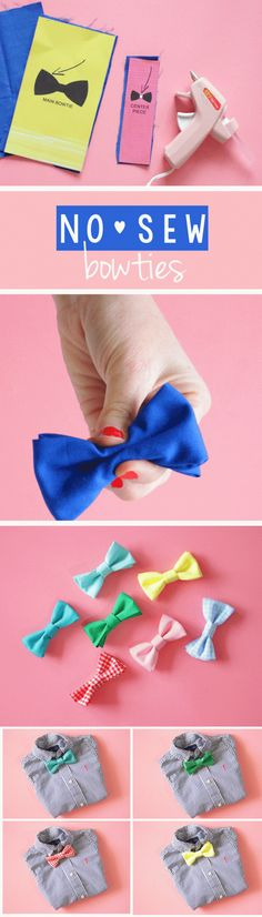 I've pretty much been addicted to boys accessories every since my first child was born. Since he was a boy I couldn't do hair bows and dresses. Instead it was ties, bow ties, and hats! Today I'm so excited to share the EASIEST No Sew DIY bowtie tutorial! This is definitely the easiest, fastest, cutest …