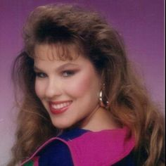 Glamour Shots! (1990's) Get big hair and bright colors.