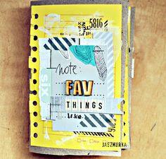 Jaszmurka: six fav things