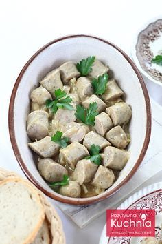 Polish Recipes, Polish Food, Easter Recipes, Food And Drink, Dishes, Chicken, Meat, Vegetables, Cooking