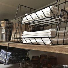 100均アイテムでキッチンの狭い空間をオシャレに収納   RoomClipMag   暮らしとインテリアのwebマガジン