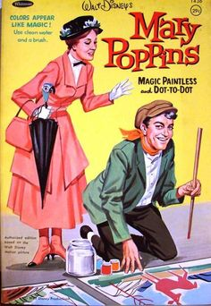Image uploaded by sassafrass&sunshine. Find images and videos about vintage, movie poster and Mary Poppins on We Heart It - the app to get lost in what you love. Classic Movie Posters, Classic Cartoons, Classic Movies, Classic Tv, Vintage Coloring Books, Vintage Books, Vintage Posters, Mary Poppins, Walt Disney