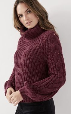 Mohair, piss and much more. Turtleneck Outfit, Sweater Outfits, Thick Sweaters, Cute Sweaters, Fluffy Sweater, Sweater Coats, Pulls, Short Skirts, Knit Dress
