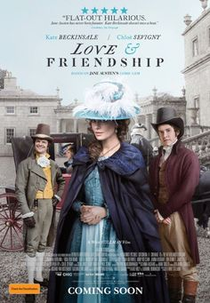 Australia: Win Tickets to See 'Love & Friendship' at the Movies!
