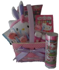 Elegant family easter gift basket organic stores holiday adds hello kitty happy easter gift negle Choice Image