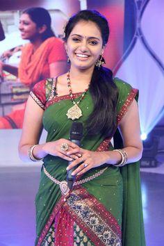 Aishwarya Prabhakar at Kutti Puli Audio Launch