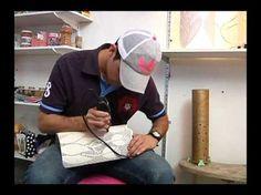 ▶ Luminárias em PVC - David Emanuel - YouTube Más