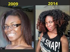 Gorgeous hair! How I Achieved Long, Healthy 4B/4C Hair Without Using Hair Vitamins
