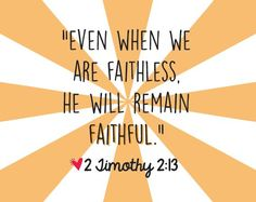 Having Faithfulness