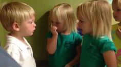 Toddlers argue over the weather: Proof kids are basically tiny drunk people