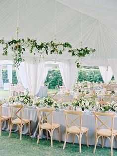 Bright garden inspired wedding: http://www.stylemepretty.com/2016/12/08/pantone-2017-color-of-the-year-greenery-wedding/ Photography: Ryan Ray - http://www.ryanrayphoto.com/