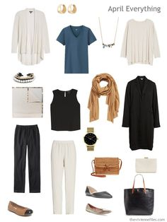 Evaluating a Wardrobe – A Year with Trojan Gates by Helen Frankenthaler – The Vivienne Files – travel outfit plane long flights Helen Frankenthaler, Travel Wardrobe, Capsule Wardrobe, Travel Outfits, Work Wardrobe, Wardrobe Ideas, Minimalist Wardrobe, Minimalist Fashion, Minimalist Lifestyle