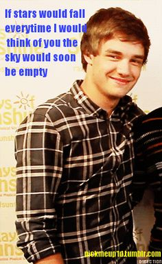 One Direction Pick Up Lines. such a cute GIF