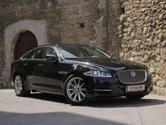 [Jaguar XJ 3,0L V6 Diesel Luxury] Der neue Jaguar XJ setzt die mit dem XF eingeführte Designlinie auch in der Luxusklasse fort. In unserem Test zeigt der größte Jaguar mit dem sparsamen Diesel, was er kann. #jaguar #xj