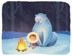 various illustrations for kids