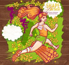 SHAPE Diva Dash — Women's Obstacle Course Adventure Run — Atlanta, SoCal, Austin, Boulder, Ft. Worth, Chicago, Boston, Washington DC, NY Metro, Miami