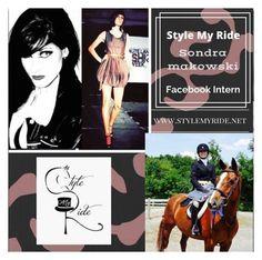 """SMR Intern Sondra Makowski"" by stylemyride ❤ liked on Polyvore featuring modern, women's clothing, women, female, woman, misses and juniors"