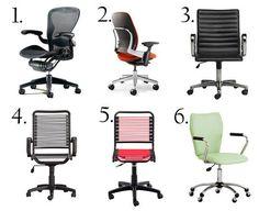 6 Reader-Favorite Task Chairs