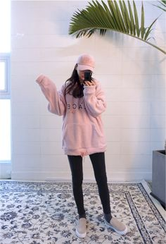 awesome 49 Lovely Korean Winter Fashion http://attirepin.com/2017/11/21/49-lovely-korean-winter-fashion/