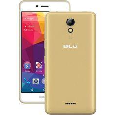 BLU S0250UUGLD Studio G HD LTE Smartphone (Gold)